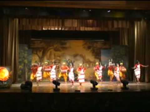 Tifr Founder's Day 2006 - Santhal Tribal Dance video