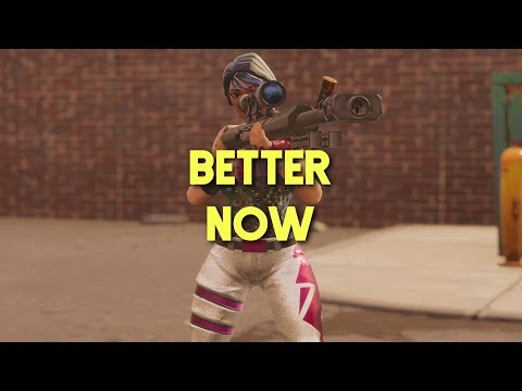 Fortnite Montage - Better Now MP3