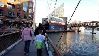 Baltimore, Maryland - Short HD Video Tour, USA - October 2012