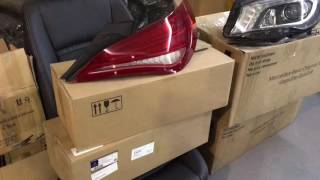 Mercedes W117 CLA 45 2017 LED High Performance Headlights  Retrofit