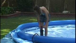 Easy Set Pool - Setting Up Your Intex Easy Set Pool