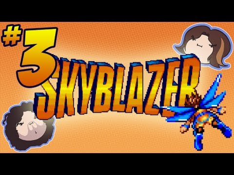Skyblazer: In Your Face In Your Face - PART 3 - Game Grumps