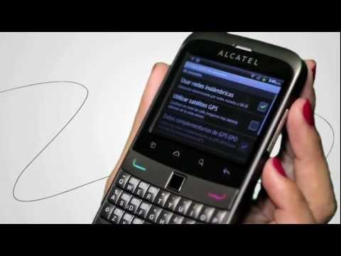 ALCATEL ONE TOUCH SMART 916. Para estar siempre en contacto!