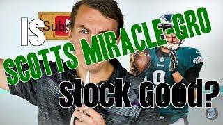 Is Scotts Miracle-Gro Stock Good? | Season 2 Episode 107