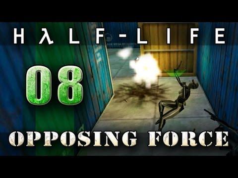 Half-Life: Opposing Force #008 [GER] - Hör auf mich zu treten!