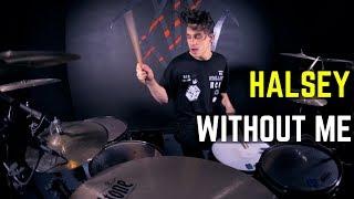 Halsey - Without Me (Illenium Remix) | Matt McGuire Drum Cover