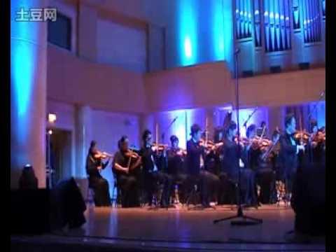 尚雯婕2009北京交響音樂會1 勞拉的星星