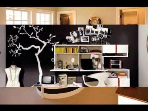 creative teenage bedroom decorating ideas youtube