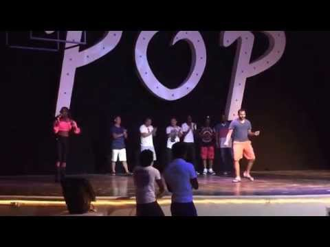 Michael Jackson Impersonation Dance Off - Jamaica 2014