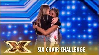 Simon Makes Girls Fight For SURVIVAL In SING-OFF For FINAL SEAT! | The X Factor UK 2018