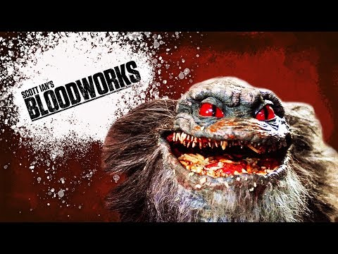 CRITTERS carnage - Scott Ian's Bloodworks