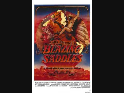 Blazing Saddles Theme