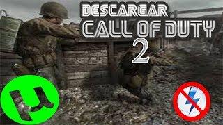 Como Descargar Call of Duty 2 en Español por µtorrent