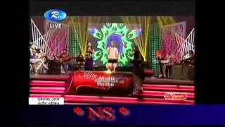 Nasha Lagilo Re by Shania Roma-Live Show-new bangla song-2016