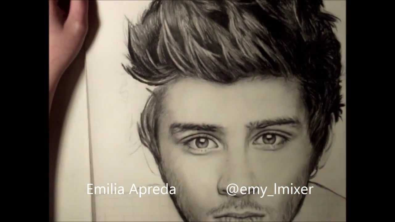 Zayn Malik Pencil Drawings Zaynmalik Zayn Malik Drawing