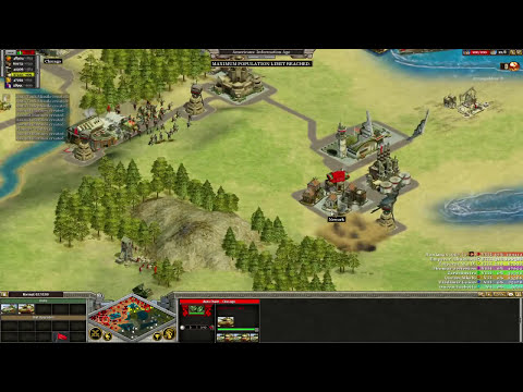 Rise of Nations: Extended Edition Gameplay