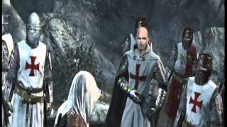 Assassin's Creed - Memory Block 6 Arsuf Assassination Mission Robert de Sable, Templar Leader