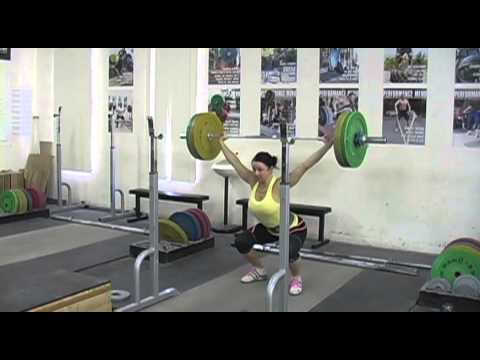 Catalyst Athletics Olympic Weightlifting 5-8-13