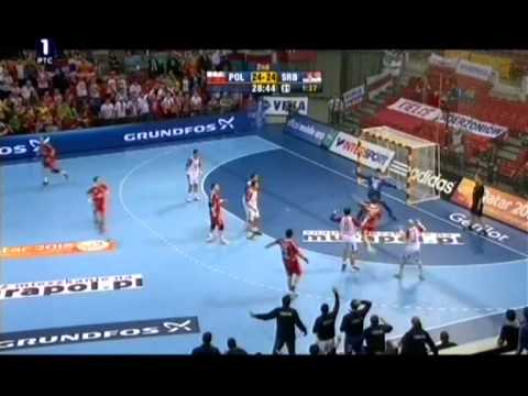 Polska - Serbia 25:24