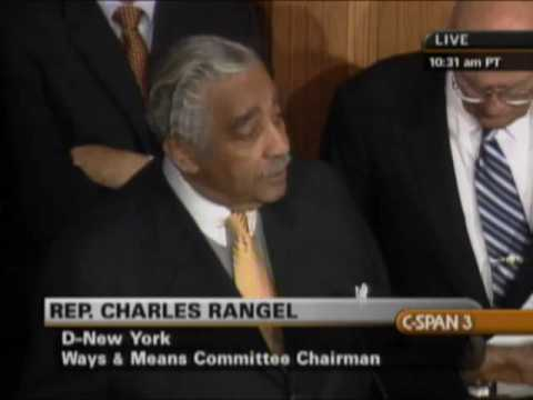Health Care Reform Discussion Draft: Charles Rangel Opening Statement