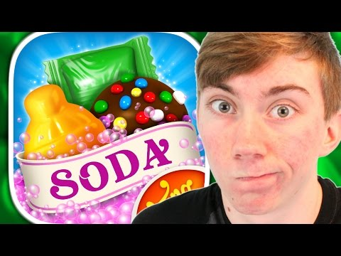 CANDY CRUSH SODA SAGA (iPhone Gameplay Video)