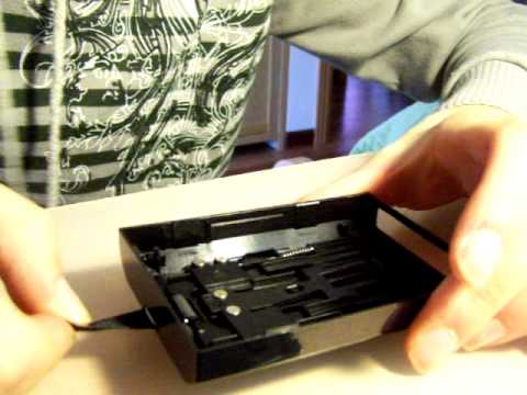 cambiar disco duro xbox 360 a xbox 360 slim change xbox hdd for xbox slim