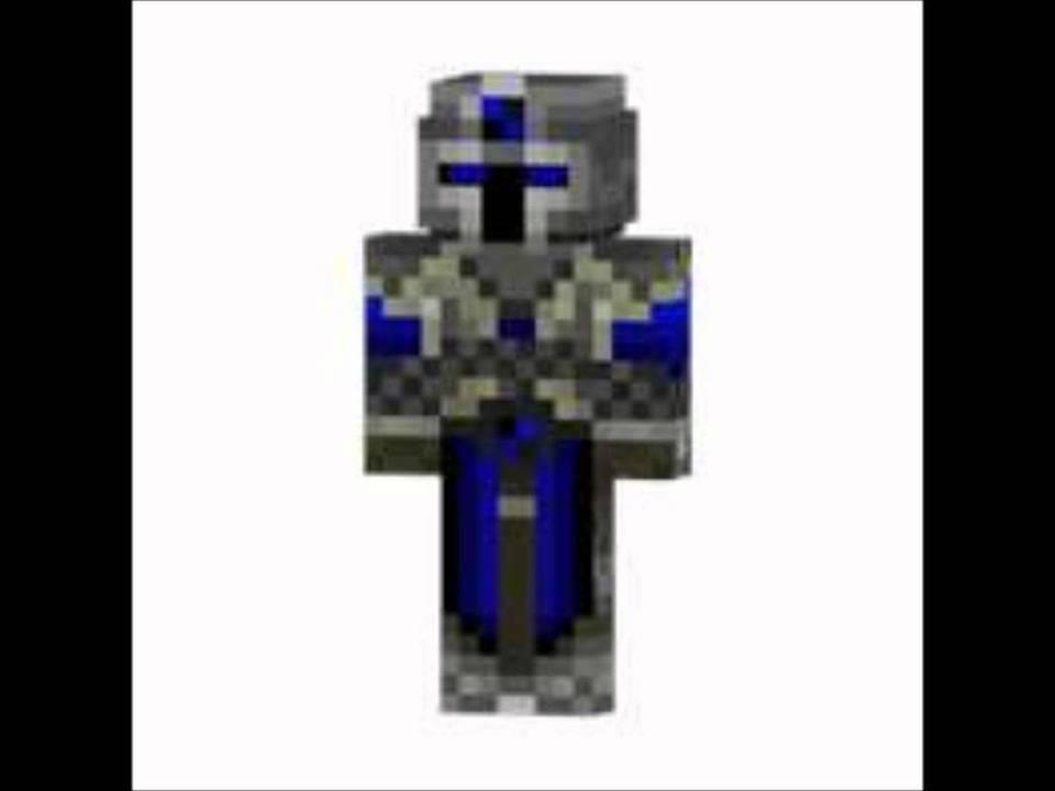Top 5 Minecraft Knight Skins