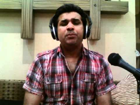 Main Hosh Main Tha To Phir Ghazal Karaoke By Ikram Baig video