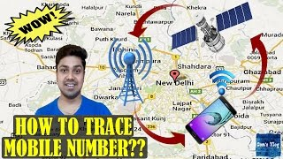 How To Trace A Mobile Number With Exact Name & Address !!