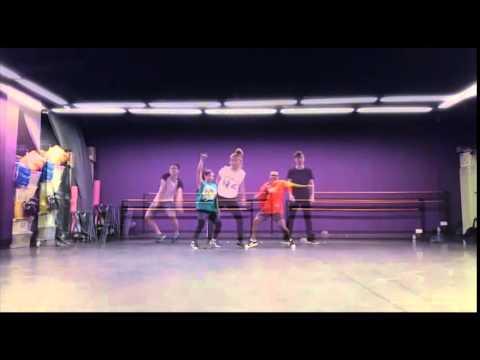 The Voices of Sweet Jamaica (LumLum Dance Choreography)