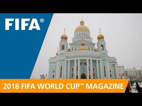 Russia 2018 Magazine: 'My Saransk'
