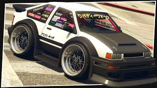 CRAZY Micro Machines Style Car For GTA 5
