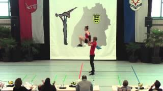 Stephanie Boscher & Felix Huyer - Ländle Cup 2015