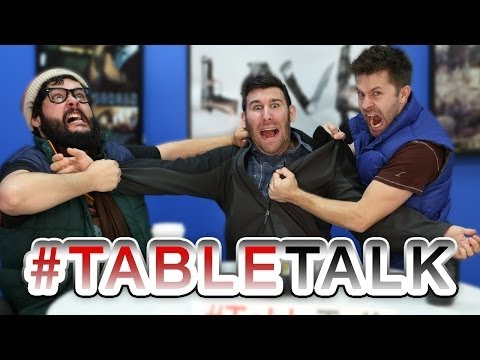 Apple Vs. Google and The Penis Game - Its #TableTalk!
