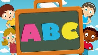 ABC Song for Kids - Nursery Rhymes - Ep 21
