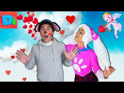 БАРБОСКИНЫ РОЗА + ТИМОХА = ❤️  Новые серии Барбоскиных на DiDiKa TV  Веселые Счастливые детки