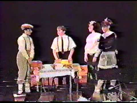 Yavneh Academy Holocaust Play 1988