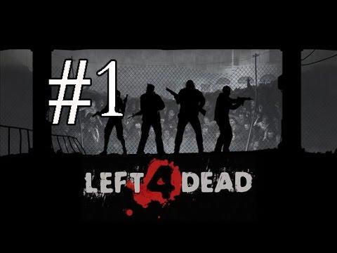 Left 4 Dead 2 #1 Игра за зомби