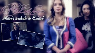 ► Pretty Little Liars || Alison
