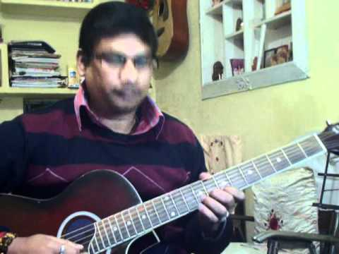 Taal Se Taal Mila On Guitar video
