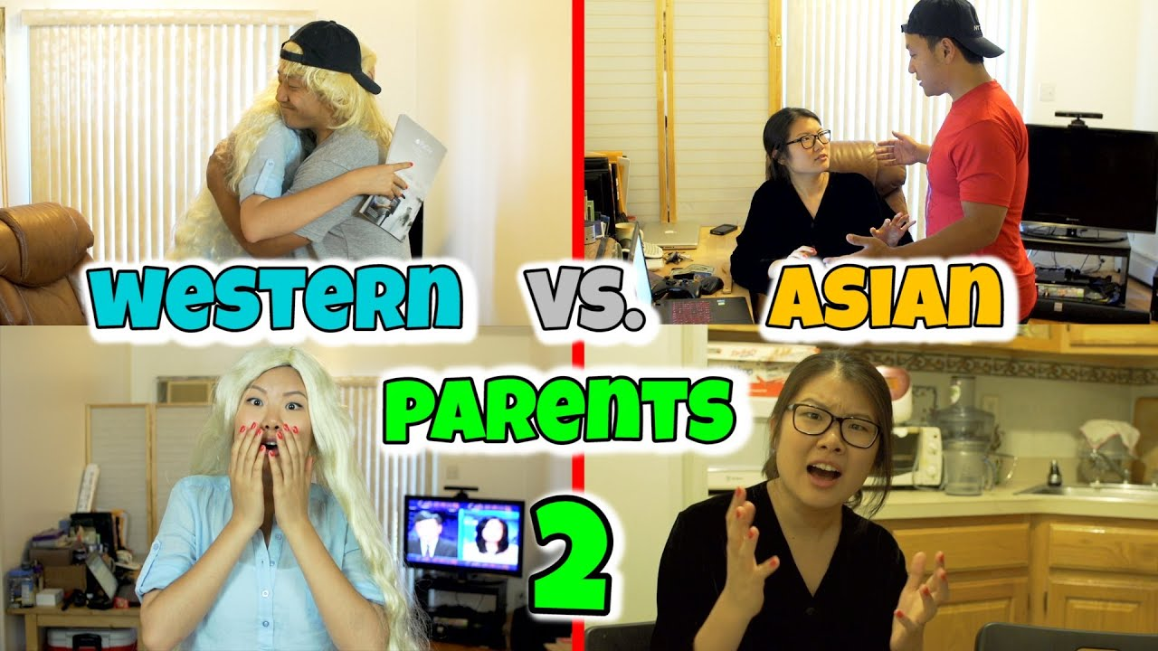 Asian dating vs. Western dating