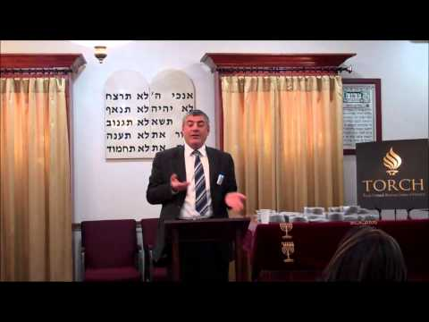 Why Jews Don't Believe in Jesus: Rabbi Yosef Mizrachi