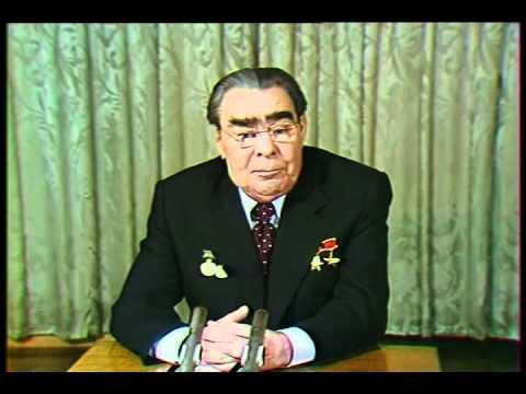 Brezhnev - 1979 - Pozdravlenie s Novym Godom.wmv