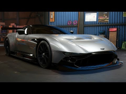 1,000HP ASTON MARTIN VULCAN BUILD - Need for Speed: Payback - Part 43