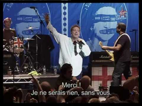 Sex pistols &quot;God save the queen&quot; HQ (live 2007)