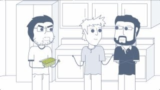 Rooster Teeth Animated Adventure Grapes, Calls & Storage