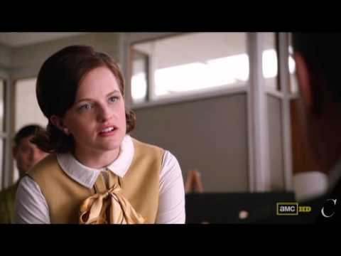 The Evolution of Peggy Olson (Mad Men Supercut)