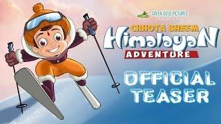 Chhota Bheem Himalayan Adventure Teaser