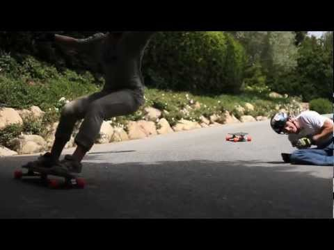 Clip: Switch Heelside Slide Shov Fall