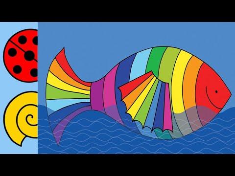 Bartos Erika: Szivárványhal (Bogyó és Babóca lapozó)